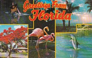 Florida Sebring Land Of Sunshine Beauty Fun And Many Attractions 1980