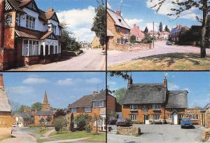 B100161 harpole and  kislingbury    uk