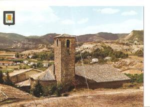 Postal 038389 : Tona. Ermita Romanica Ntra. Sra. De Lourdes