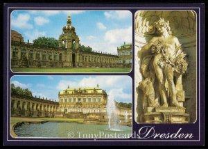 Dresden - Der Zwinger-erbaut
