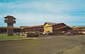 Lodge Motels (Lethbridge) Ltd., Lethbridge, Alberta, Canada, 1950-1960s