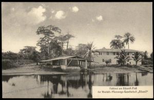 Germany Kamerun Postcard PPC  Plantation Bibundi Cameroun West-Afrika 85106