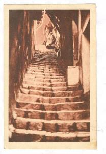 ALGER.-Une Rue de la Casbah , PU-1923