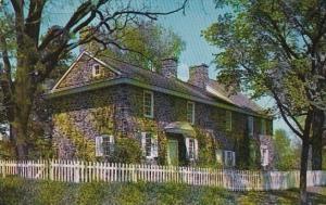 Pennsylvania Bucks County The Ompson Neely House