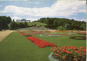 Austria, Vienna, Wien, Castle of Schoenbrunn 1970s Postcard