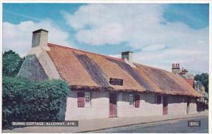 Scotland Ayr Burns Cottage Alloway