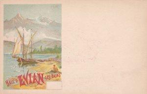 Baie d' Évian-les-Bains (Haute-Savoie), France, 1900-1910s