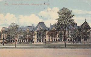 School Of Education, University Of Chicago, Illinois, PU-1914