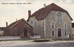 Baptist Church, MOOSE JAW, Saskatchewan, Canada, 00-10s
