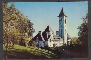 Canada, Quebec, The Saint Benoit du Lac Abbey, unused