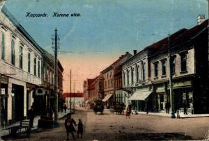 Czech Republic Kaposvár Korona utca Posted 02.56