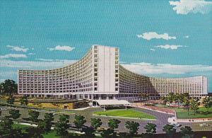 Washington HILTON Hotel , D.C. , 40-60s