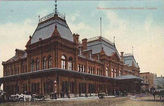 Bonaventure Station, Montreal, Canada, 00-10s