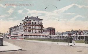 New Jersey Atlantic City Hotel Brighton 1918