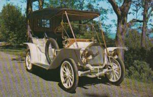 1910 Little White Buick