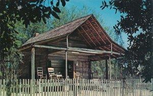 Tallahassee FL, Florida - Farm House at Junior Museum - pm 1974