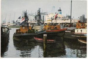 Rona - Rotterdam - Post Card - Unused