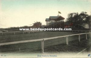 china, SHANGHAI, Race Course, Horse Track (1910s)