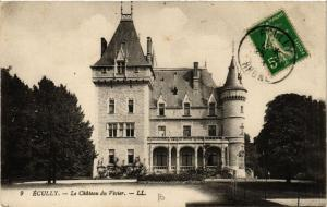 CPA ECULLY Chateau du VIVIER (462684)