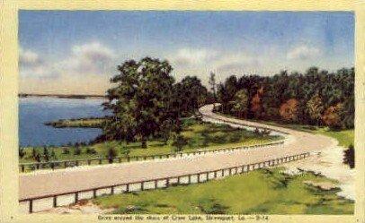 Cross Lake - Shreveport, Louisiana LA