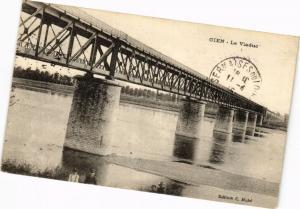 CPA GIEN-Le Viaduc (266043)