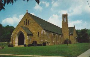Exterior,Manly Methodist Episcopal Church, Portsmouth, Ohio, 40-60s