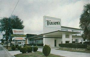 HOMOSASSA SPRINGS , Florida, 1940-1960s; Hinson's Restaurant