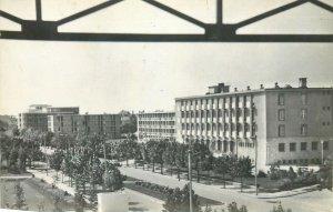 Romania Vedere din eforie nord statiune hotel  Postcard