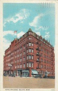 DULUTH, Minnesota, 1928; Hotel Spaulding