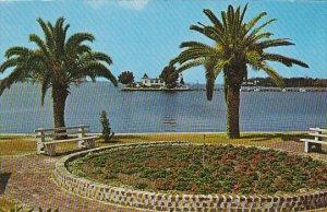 Waterfront Park Foot Of Green Bridge Palmetto Florida