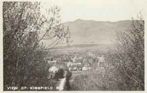RP: KINGFIELD , Maine , 1900-10s