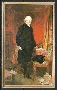 Massachusetts, Boston - Voss Galleries Advertising - Ben Franklin- [MA-049]