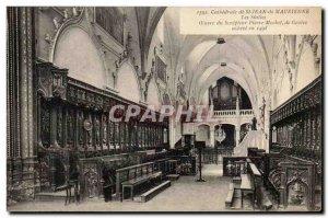 Cathedrale de St Jean de Maurienne - Old Postcard