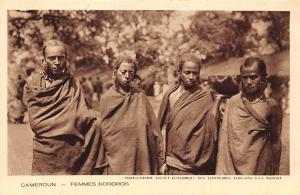 Cameroon Cameroun Femmes Bororos, Native Women