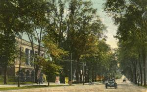 MA - Pittsfield. South Street, Colonial Theatre