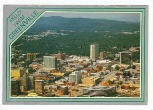 Bird's Eye View, Greetings From Greenville, South Carolina, 1950-70s