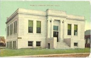 Public Library, Salida, Colorado, 1900-1910s