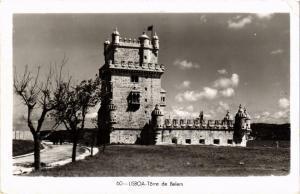 CPA Lisboa- Torre de Belem, PORTUGAL (760470)