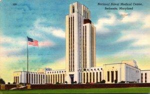 Maryland Bethesda National Naval Medical Center
