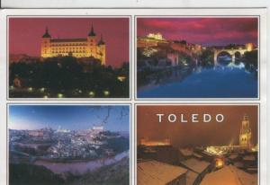 Postal 07994: Toledo, vistas varias