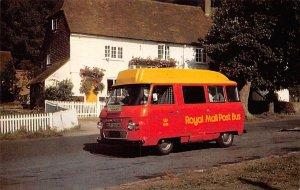 Royal Mail Post Bus Unused