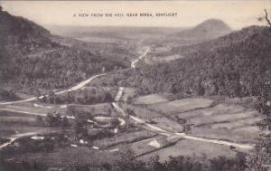 Kentucky A View From Big Hill Near Berea Artvue