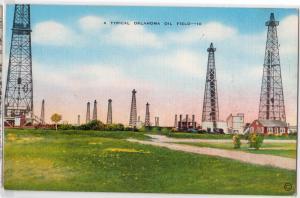 OK Oil Field