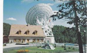 Laurentides Earth Station , WEIR , Quebec , Canada , 50-60s