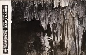 Arkansas Eureka Springs Onyx Cave Real Photo