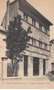 SAINT-GILLES , Gard , France , 00-10s ; La Maison Romaine