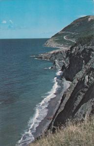 Coastline , Cabot Trail , Between Cheticamp & Pleasant Bay , Cape Breton , No...