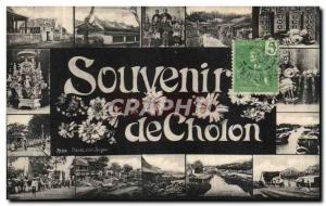 Old Postcard Souvenir From Cholon Vietnam Indochina