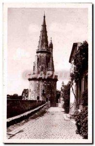 La Rochelle Old Postcard Tour de la Lanterne