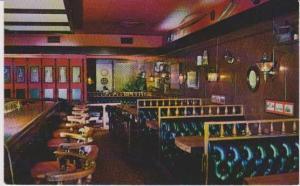 Interior View, Harris House Tavern, North Third Street, Harrisburg Pennslyvania